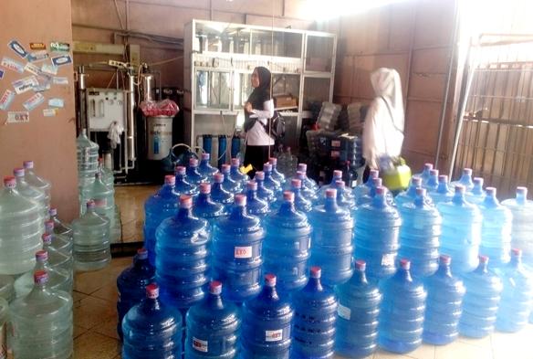Tips Menjalankan Bisnis Air Minum Isi Ulang