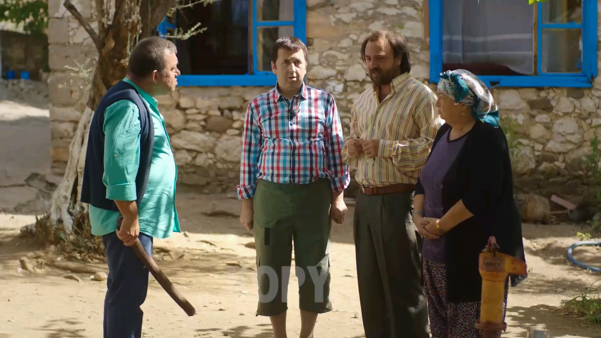 Bahtiyar Bahtıkara | 2017 | Yerli Film | WEB-DL | XviD | Sansürsüz | m720p - m1080p | WEB-DL | Tek Link