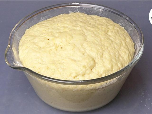 Сдобное кислое тесто