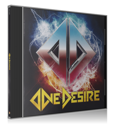 (Melodic Hard Rock) One Desire - One Desire (Japanese Edition) - 2017 [FLAC, image +.cue, lossless]