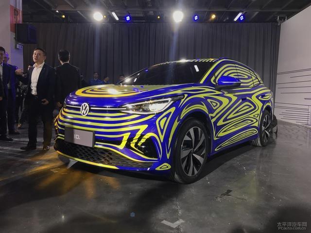 2020 Volkswagen ID.4 7