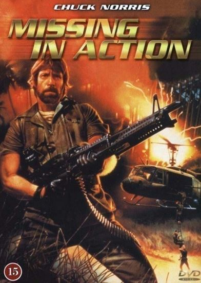 Zaginiony w akcji / Missing in Action (1984) PL.AC3.DVDRip.XviD-GR4PE | Lektor PL