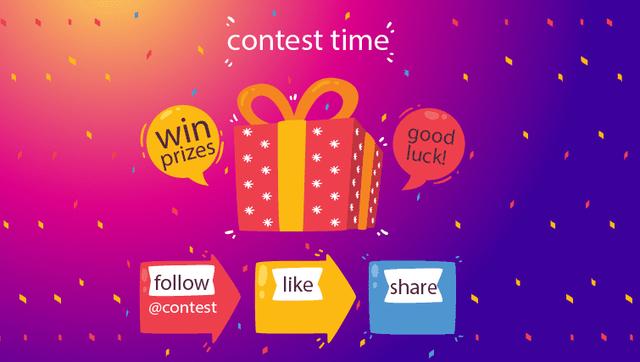 uradite giveaway na vasem instagramu