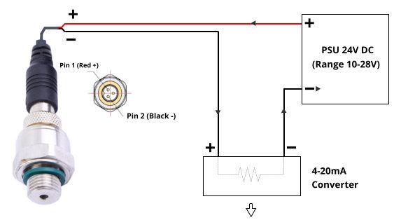 XGZP61015-D4000610-BS-CONNECT