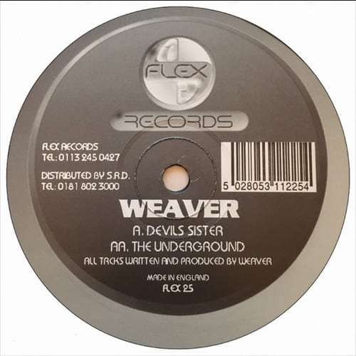 Weaver - Devil's Sister / The Underground