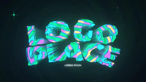 Psychedelic Opener Logo & Title 33854617 - Project for After Effects (Videohive)