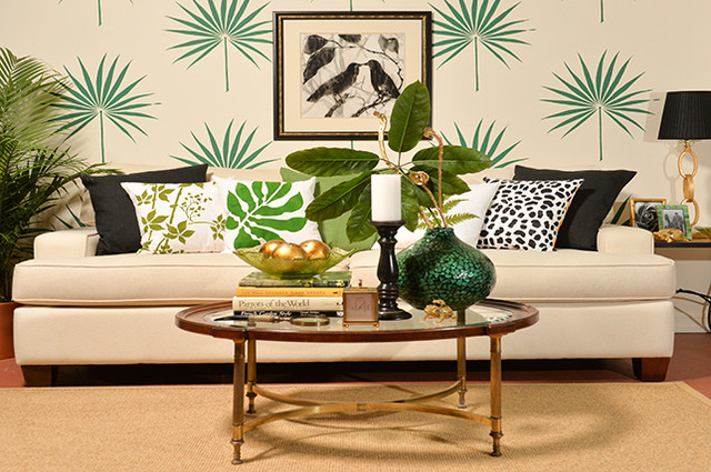 Characteristic of Tropical Interior Design
