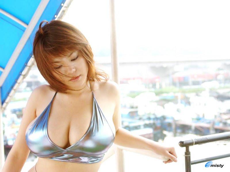 [@misty] Idol Gravure No.007 Yoko Matsugane 松金洋子019