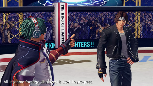Topics tagged under snk on 紀由屋分享坊 The-King-of-Fighters-XV-2021-01-13-21-007