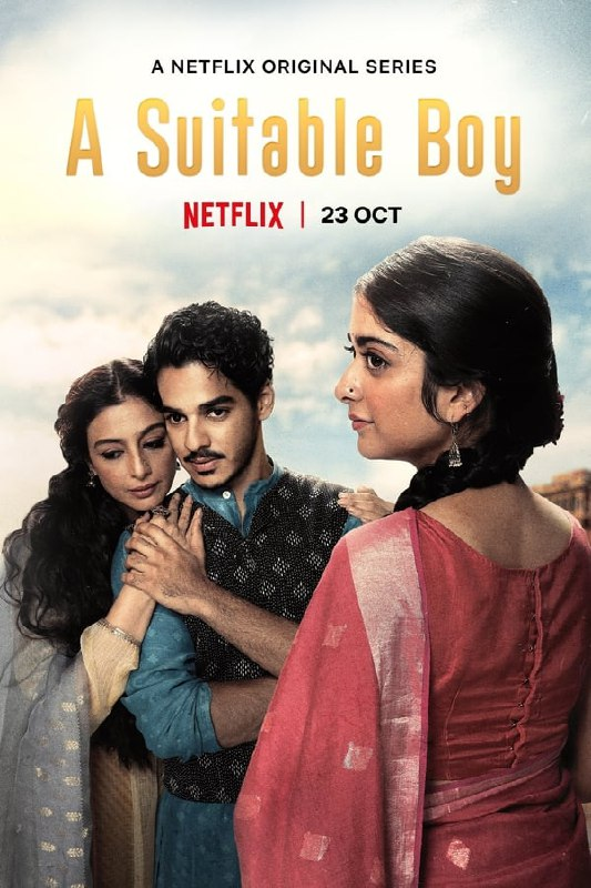 A Suitable Boy 2020 S01 Hindi Complete Netflix Web Series 720p HDRip 2.3GB | 1GB Download