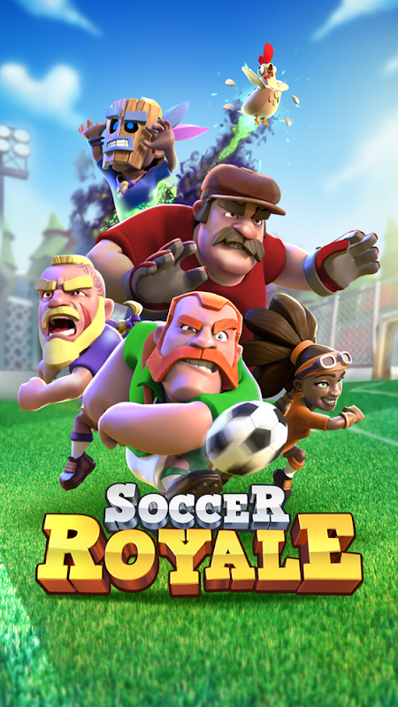 Soccer Royale 2019 (MOD, Unlimited Money)