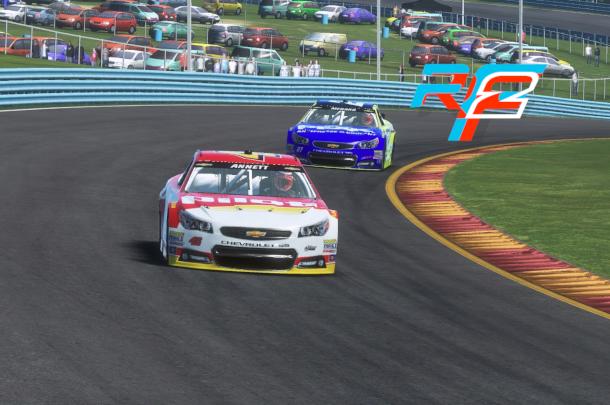 VRC NASCAR 2020 - Round 5 - Watkins Glen