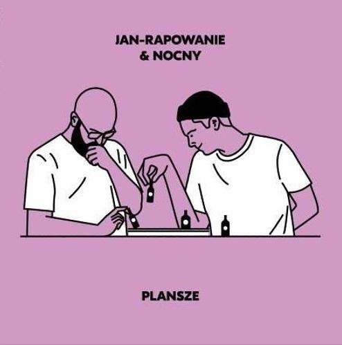 Jan-Rapowanie & Nocny - Plansze (2019)