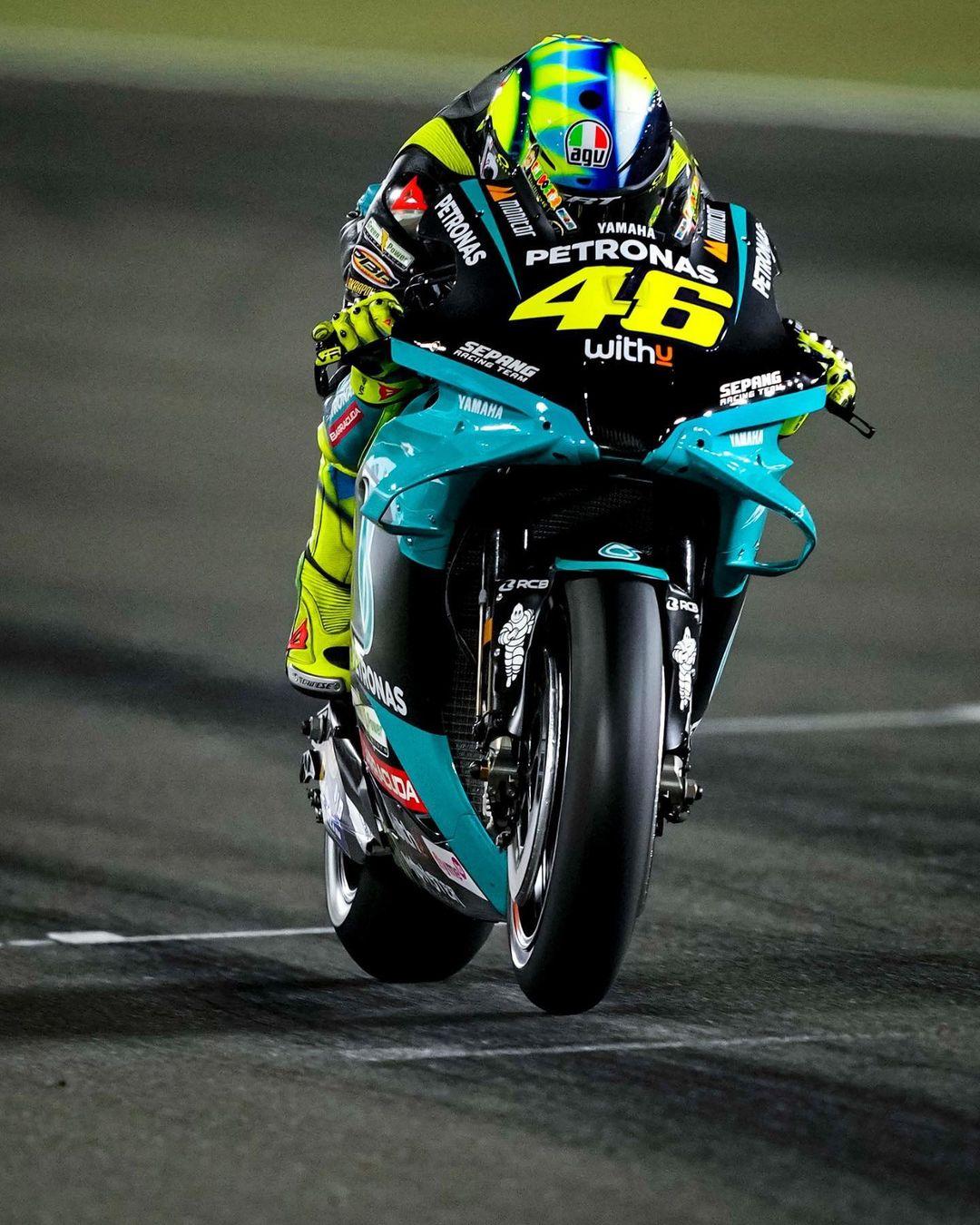 Valentino Rossi annuncia il ritiro dalla MotoGP