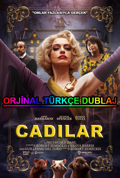 Cadılar | The Witches | 2020 | BDRip | XviD | Türkçe Dublaj | 1080p - m720p - m1080p | BluRay | Dual | TR-EN | Tek Link