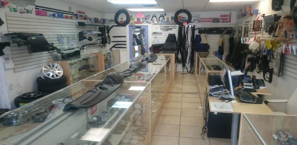 Auto Spare Parts