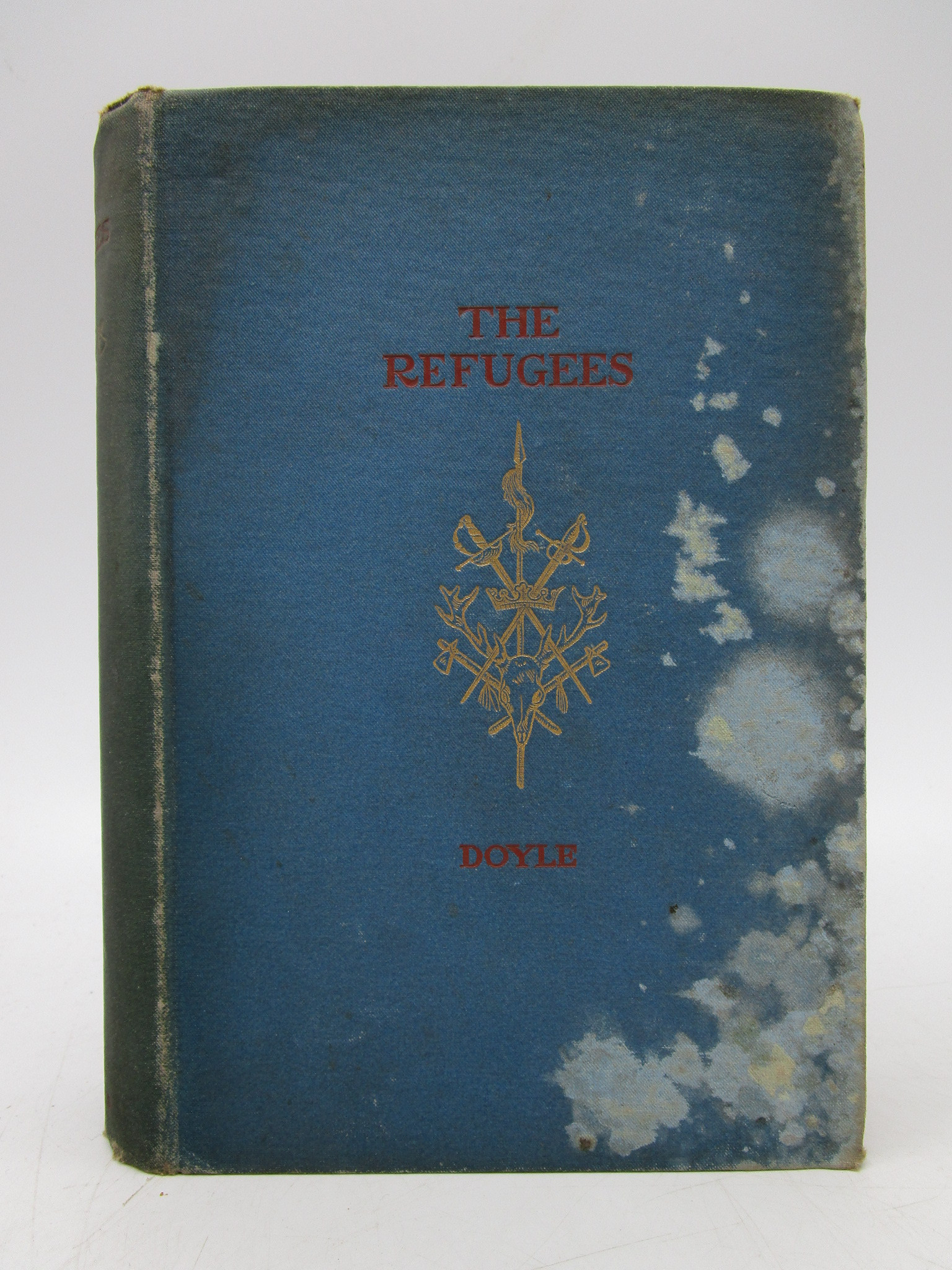 Image for The Refugees: A Tale of Two Continents (First American Edition)