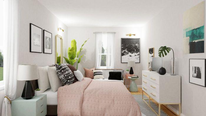 Spacejoy Bedroom with Dresser