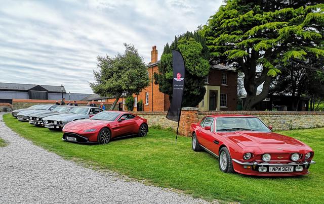 Motors at MK Museum show, 16th May 2019.