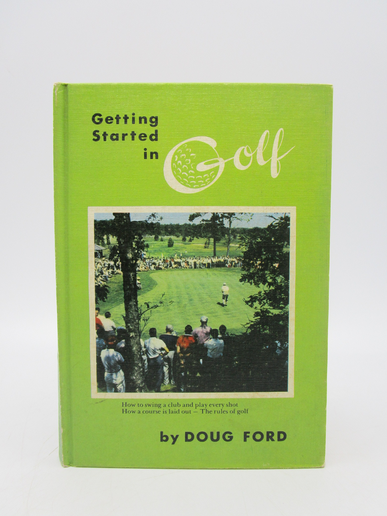 Image for Getting Started in Golf