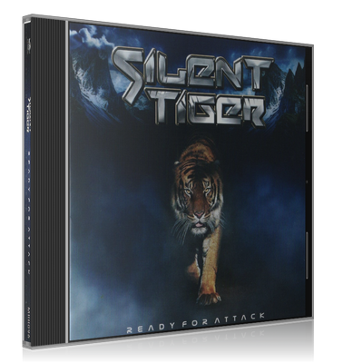 (Melodic Hard Rock) Silent Tiger - Ready For Attack - 2020 [FLAC, image +.cue, lossless]