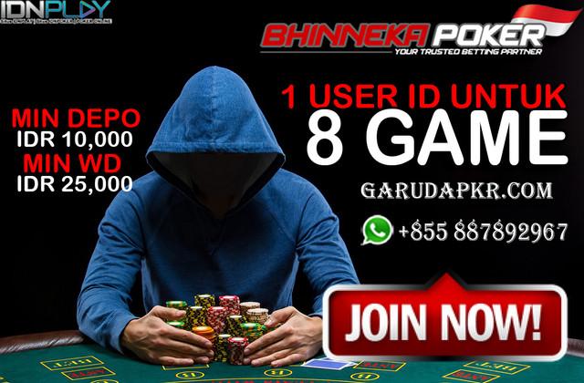 Bhinneka Poker Situs Poker Online Idn Terbaru Terbaik Dan Terpercaya Page 9 Forumkaskus Berbagi Pengalaman Hobi Dan Berkomunitas