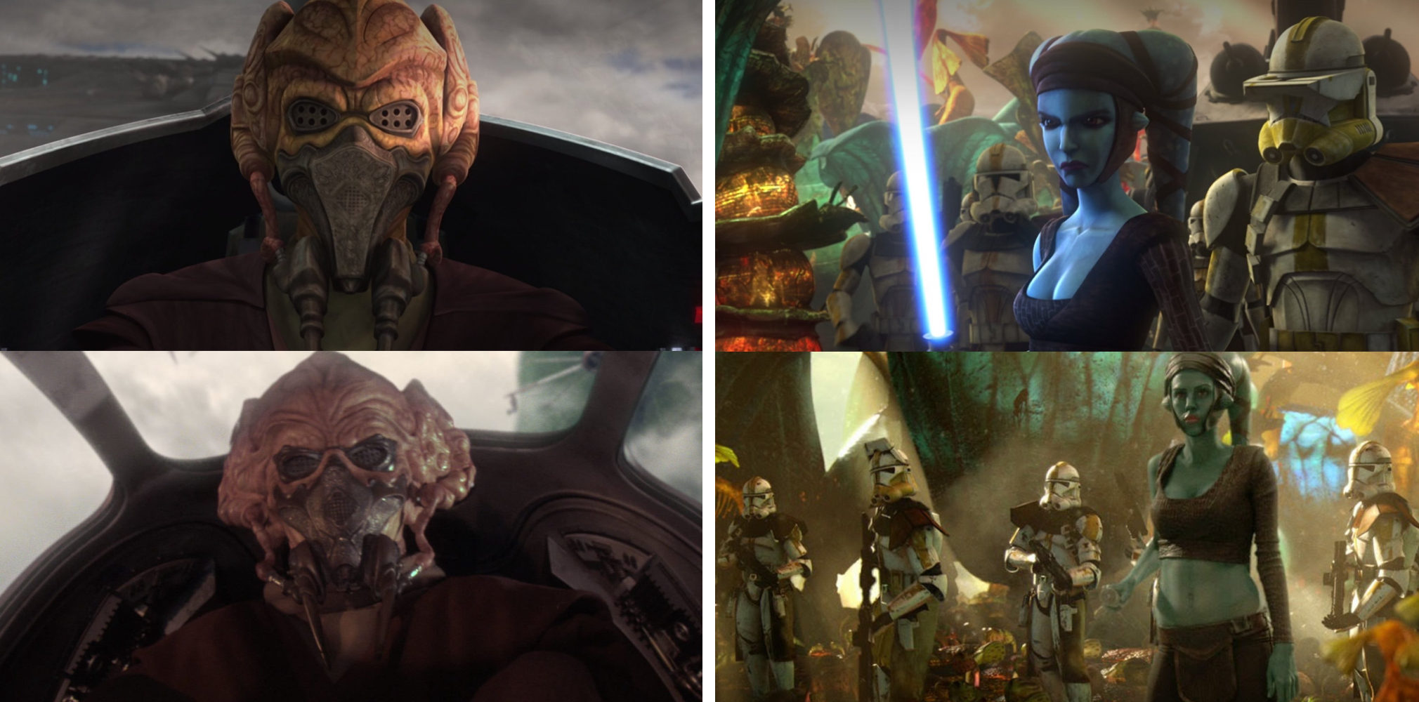 Star Wars The Clone Wars The Final Season Episode 9 Foreshadows The Jedi Purge A K A Order 66