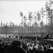 Dyatlov pass funerals 9 march 1959 17