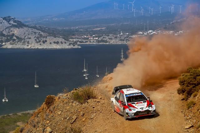 Retour en images sur un week-end exceptionnel pour TOYOTA GAZOO Racing qui remporte les 24 Heures du Mans et le Rallye de Turquie  Wrc-2020-rd-5-089