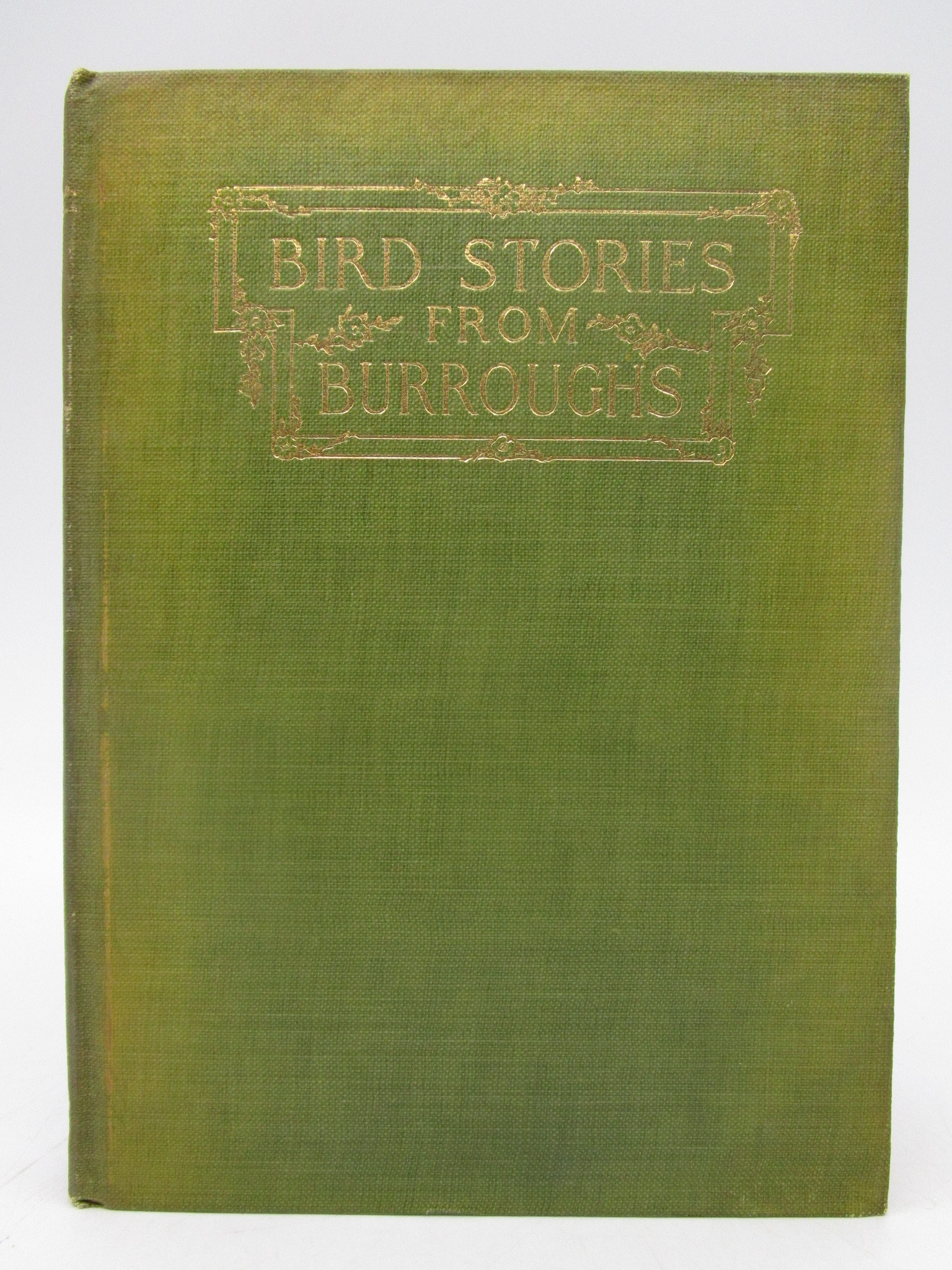Image for Bird Stories from Burroughs: Sketches of Bird Life