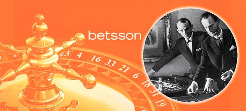 Historia de Betsson