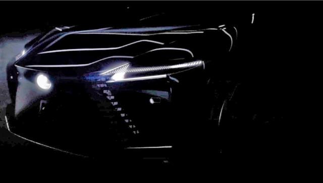 2021 - [Lexus] LF-Z Electrified Concept  Lexus-2