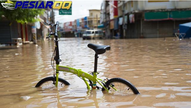 Indonesia dan lima negara Asia 'hadapi ancaman banjir laut tahunan pada 2050'