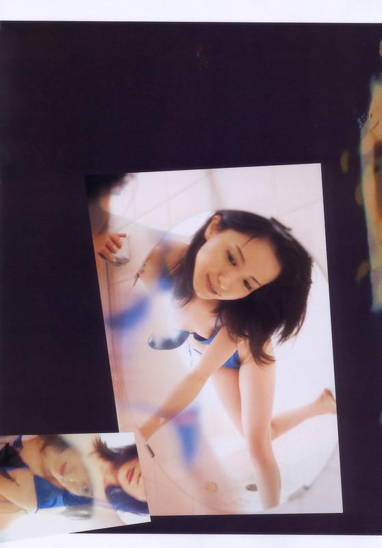 月刊 三浦理恵子 写真集 019
