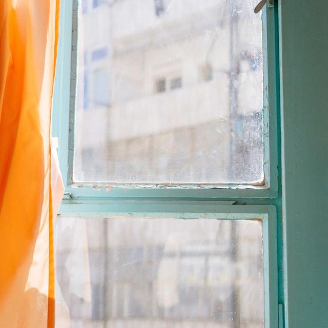 raam schilderen