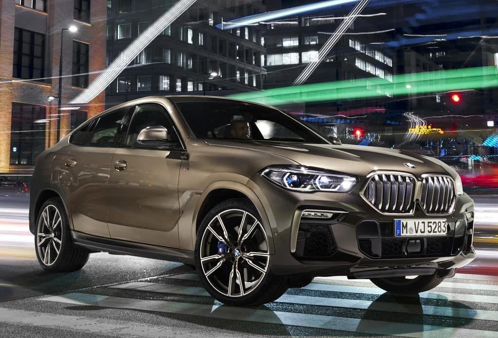 2020 BMW X6 II 51