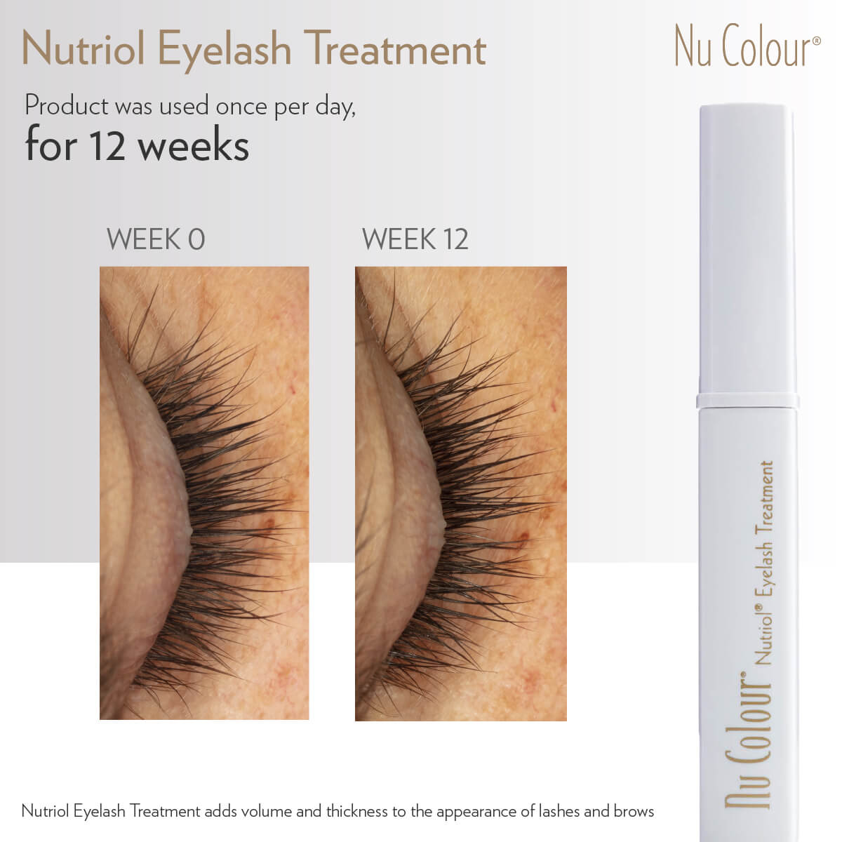 Nu Colour Eye Lashes Pack