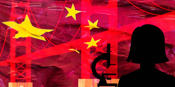 FBI says Chinese consulate in San Francisco is harboring Chinese military researcher…