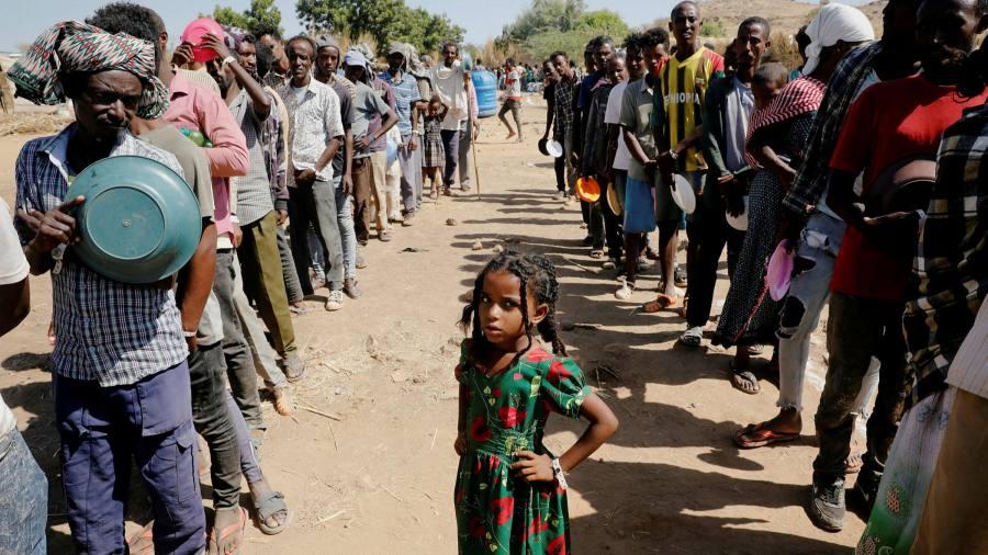 Ethiopia: Weaponized Starvation Image Source: https://images.app.goo.gl/8VutFLznhLAqEuyZ9