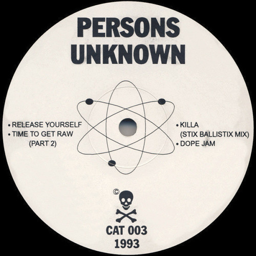 Persons Unknown - Release Yourself