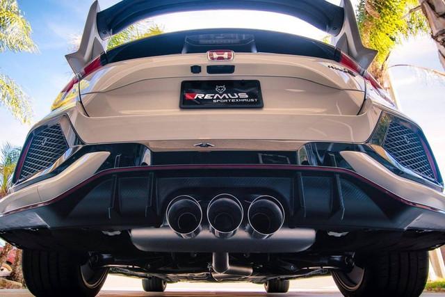 Modified Vehicle Exhaust