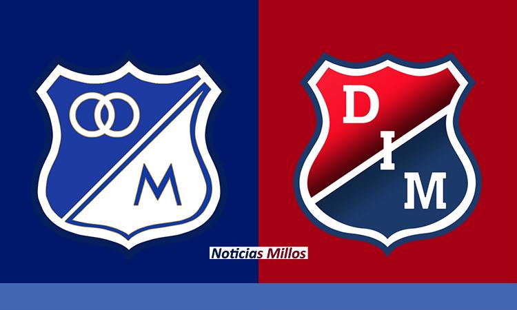 Millonarios vs Medellin