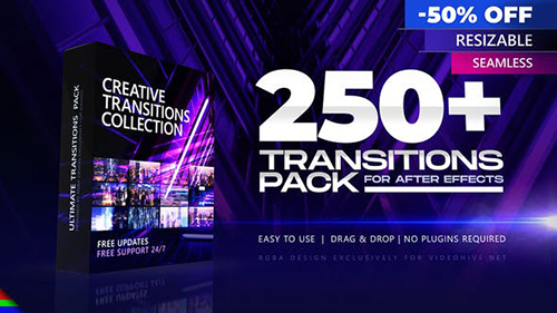 Transitions 28459752 - Project for After Effects (Videohive)