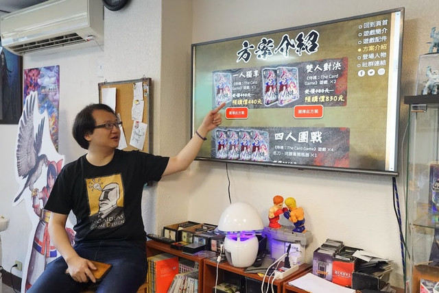 SNK格鬥遊戲首次改編桌遊 《侍魂:The Card Game》今秋登場! 邀玩家進入刀光劍影的真人面對面對決 Img008