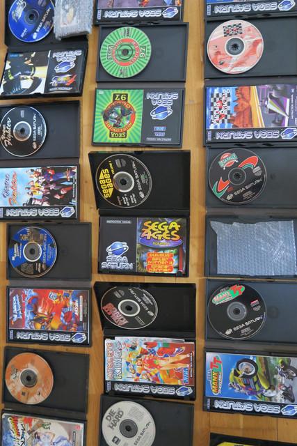 [VDS] Lot 16 Jeux Sega SATURN IMG-0108