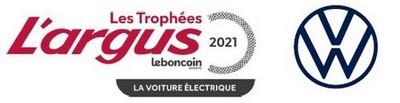 Les Trophées de l'argus 2021 : l'ID.3 élue « Voiture Electrique de l'Année » Les-troph-e-argus-volkswagen