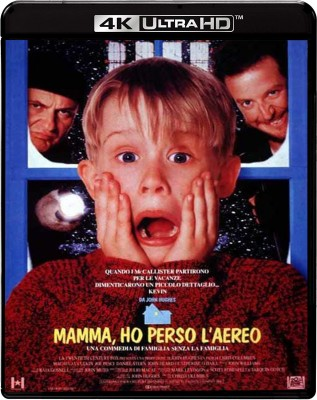Mamma, Ho Perso L'Aereo (1990) UHD 4K Video Untouched ITA DTS+AC3 ENG DTS HD MA+AC3 Subs