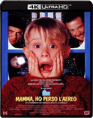 Mamma, ho perso l'aereo (1990) .mkv UHD 4K WEBDL 2160p DTS + AC3 ITA ENG HEVC - Sub