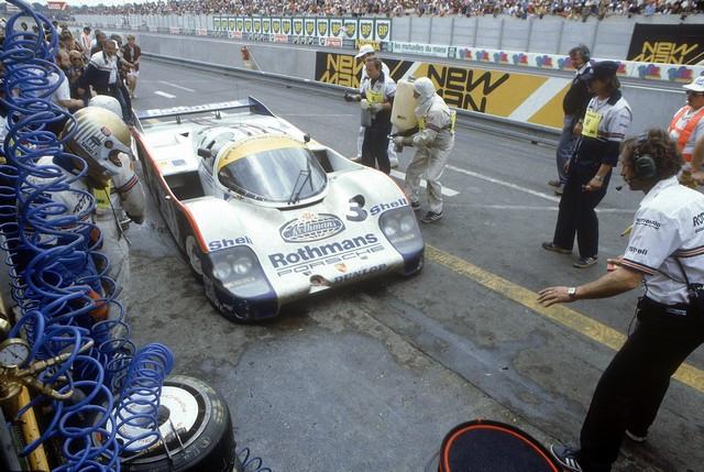 Il y a 50 ans, Porsche a remporté sa première victoire au classement général au 24 Heures du Mans S20-1745-fine