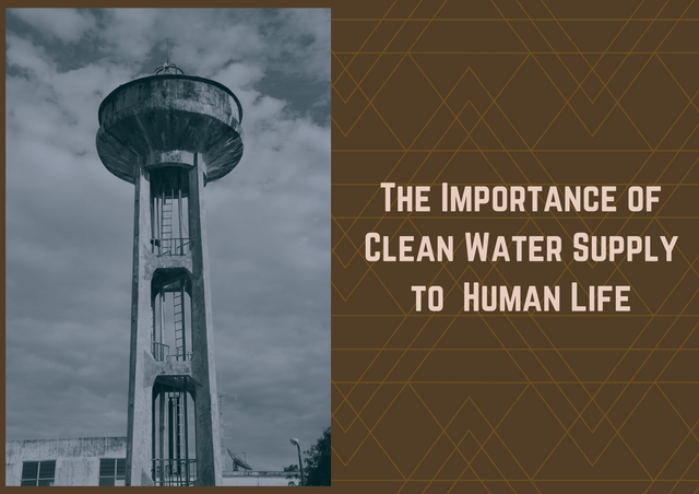 The-Importance-of-Clean-Water-Supply-to-Human-Life
